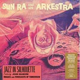 SUN RA & His Arkestra : LP Jazz In Silhouette