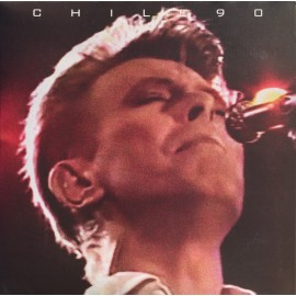 BOWIE David : LP Chile90