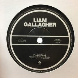 GALLAGHER Liam : I've All I Need