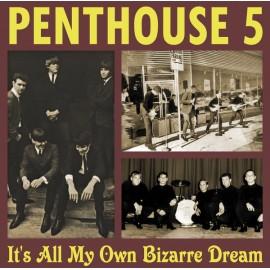"PENTHOUSE 5 : LP+7"" It's All My Own Bizarre Dream"