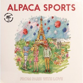 ALPACA SPORTS : LP From Paris With Love