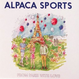 ALPACA SPORTS : CD From Paris With Love