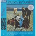 LEE HAZLEWOOD : LP+DVD Cowboy In Sweden