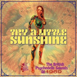 VARIOUS : CDx3 Try a Little Sunshine - The British Psychedelic Sounds of 1969