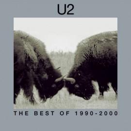 U2 : LPx2 The Best Of 1990 - 2000