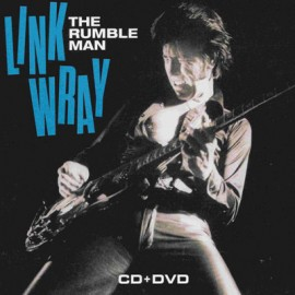 LINK WRAY : CD+DVD The Rumble Man