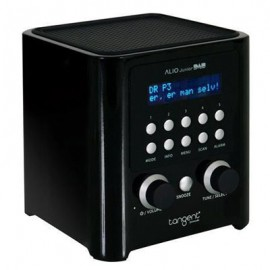 TANGENT ALIO Junior DAB + Radio portative DAB - Noir glacé