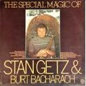 GETZ Stan / BACHARACH Burt : LP The Special Magic Of Stan Getz & Burt Bacharach