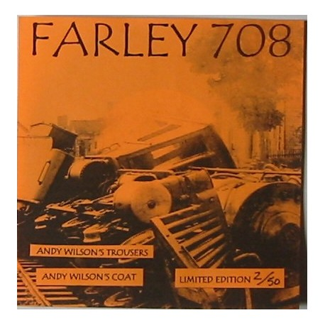 FARLEY 708 : Andy Wilson's Trousers