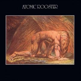ATOMIC ROOSTER : LP Death Walks Behind You