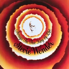 "WONDER Stevie : LPx2+7""EP Songs In The Key Of Life"