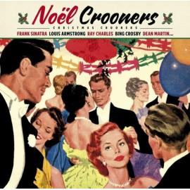 VARIOUS : LP Noel Crooners