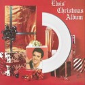 PRESLEY Elvis : LP The Christmas Album (White)
