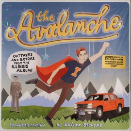 STEVENS Sufjan : LPx2 The Avalanche (Outtakes & Extras From The Illinois Album)