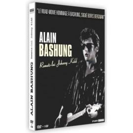 BASHUNG : CD+DVD Remets-Lui Johnny Kidd...ou 2, 3 Chansons Que Je Sais de Lui...