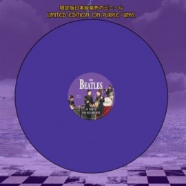 BEATLES (the) : LP In Melbourne And Tokyo Purple Vinyl