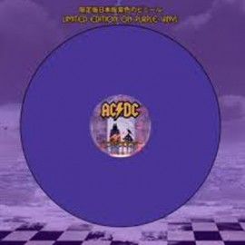 AC/DC : LP Let There Be Sound (Purple)