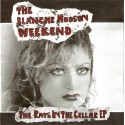BLANCHE HUDSON WEEKEND (the) : The Rats In The Cellar EP