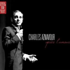 AZNAVOUR Charles : CDx2 Après l'amour
