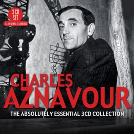 AZNAVOUR Charles : CDx3 The Absolute Essential Collection