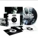 HALLYDAY Johnny : Box Ultra Collector Limitée Mon pays c'est l'amour