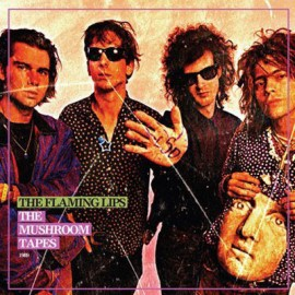 FLAMING LIPS (the) : LP The Mushroom Tapes