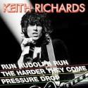 """RICHARDS Keith : 12""""EP Run Rudolph Run"""