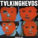 TALKING HEADS : LP Remain In Light (Red Vinyl)