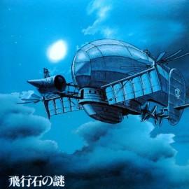 HISAISHI Joe : LP Hikouseki No Nazo Castle In The Sky : Soundtrack