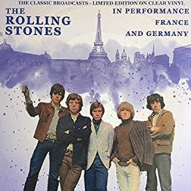 ROLLING STONES (the) : LP In Performance France And Germany