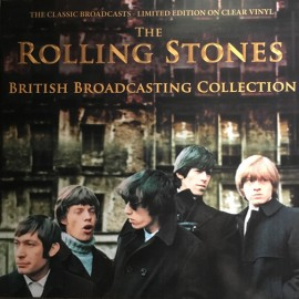 ROLLING STONES (the) : LP British Broadcasting Collection