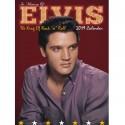 PRESLEY Elvis : 2019 Calendar