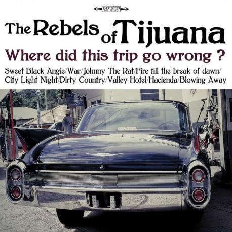 REBELS IN TIJUANA (the) : J'adore Ce Flic CDEP