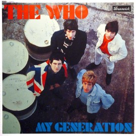 WHO (the) : LP My Generation
