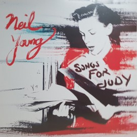 NEIL YOUNG : LPx2 Songs For Judy