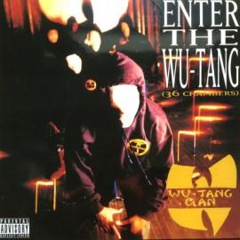 WU-TANG CLAN : LP Enter The Wu-Tang (36 Chambers)