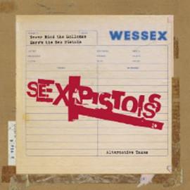 "SEX PISTOLS : 7x7""EP Never Mind the Bollocks"
