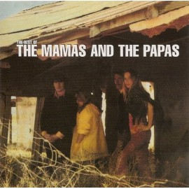 MAMAS AND THE PAPAS (the) : CD The Best Of The Mamas And The Papas