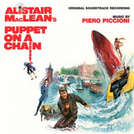 PICCIONI Piero : LP Puppet On A Chain