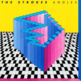 STROKES (the) : LP Angles