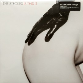 STROKES (the) : LP Is This It