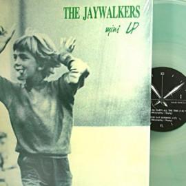 "JAYWALKERS (the) : 12""EP Mini LP (Green)"