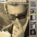 ROTA Nino : CDx5 The Fellini's Soundtracks