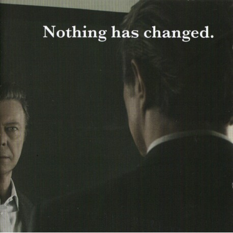 BOWIE David : CD Nothing Has Changed