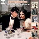VARIOUS : CDx5 Italian Cinema Soundtracks