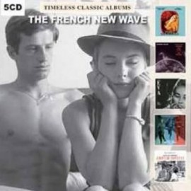 VARIOUS : CDx5 The French New Wave