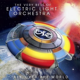 ELECTRIC LIGHT ORCHESTRA : LPx2 All Over The World - The Very Best Of