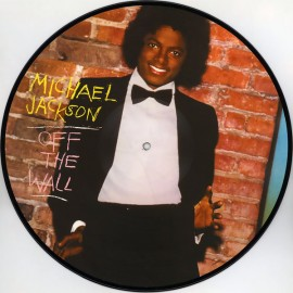 JACKSON Michael : LP Picture Off The Wall