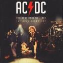 AC/DC : LP Veterans Memorial 1978 The Ohio Broadcast