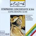 2nd HAND / OCCAS : MOZART Wolfgang Amadeus : CD Symphonie Concertante K364...